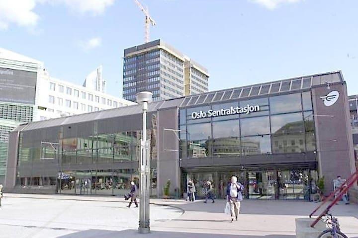 Super central and cozy apartment in Oslo, 42 sqm.