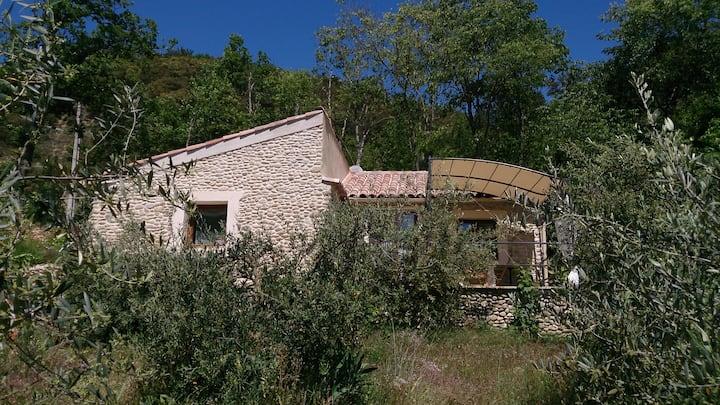 Le Jas - Superbe gîte dans propriété provençale