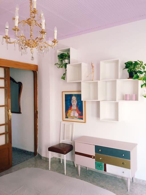 Habitación doble/double room