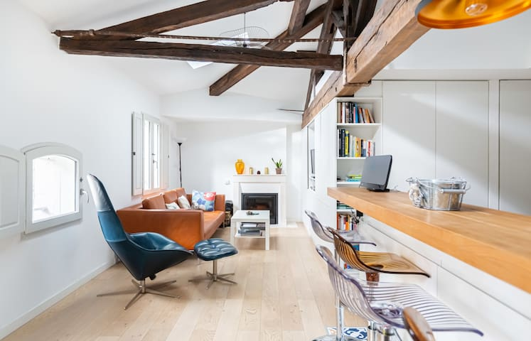 Gorgeous Flat in the Heart of Bordeaux