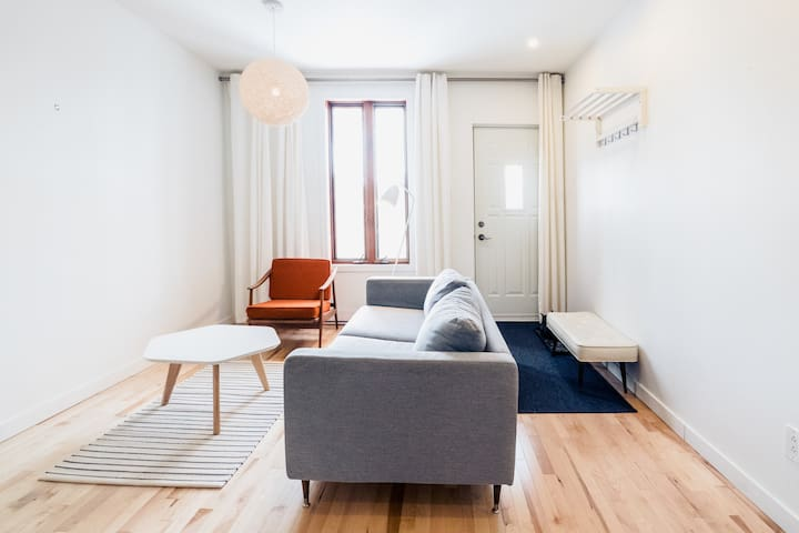 New apartment all furnished - Villeray