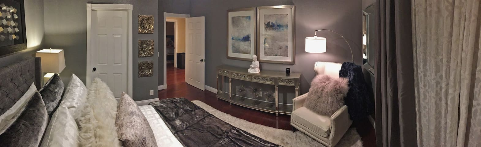 Luxurious Room and Full Bath - Yorba Linda - Apto. en complejo residencial