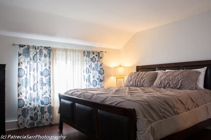 The Luxe (30 min to Times Square) - Hasbrouck Heights - Flat