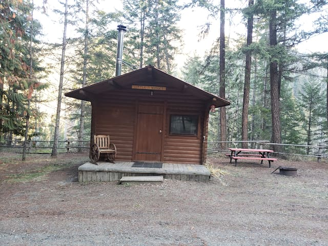 Little Nugget - Gold Panner Campground