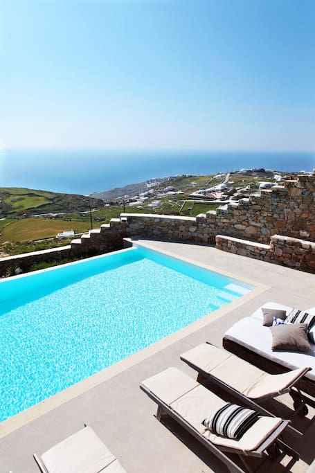 Seaview   Poolview  Villa De Lucien
