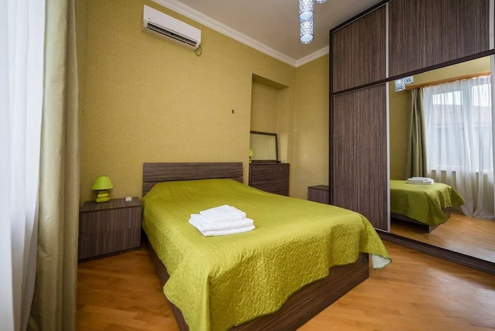 Green House Telavi (double room)