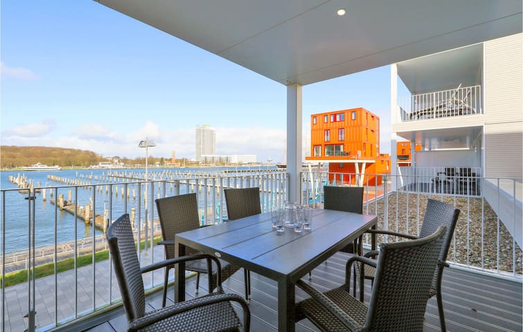Holiday apartment with 1 bedroom on 35m² in Travemünde Waterfront