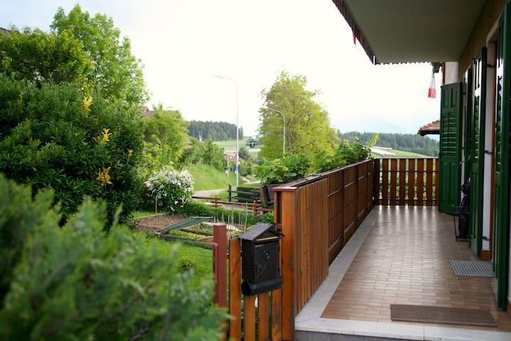 Casa Lucilla splendida vista 5 posti letto