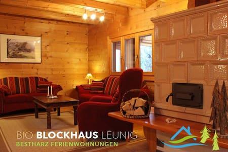 Bio Blockhaus **** - Bad Harzburg