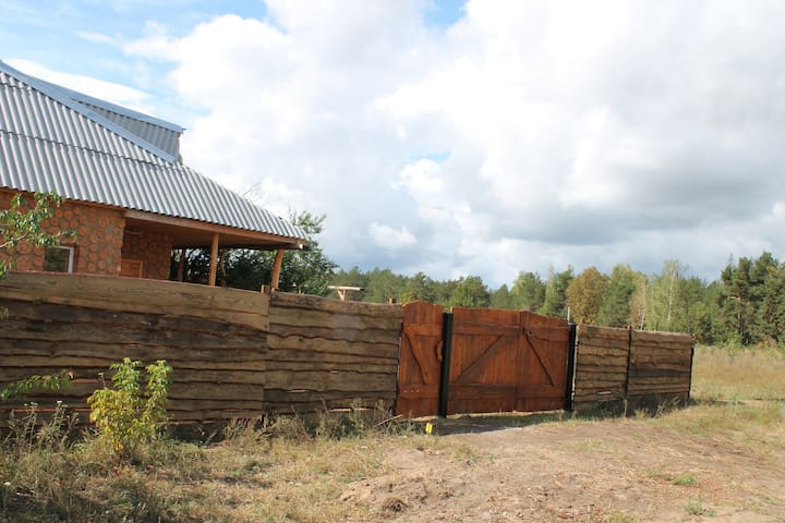 Агроусадьба Стары шлях - Kalinkavichy - House
