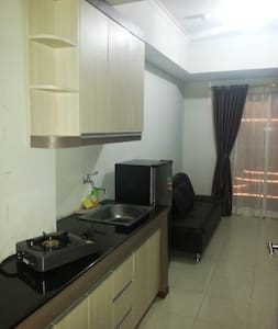 1 Bedroom @ Royal Mediterania Garden Residences - West Jakarta - Apartment