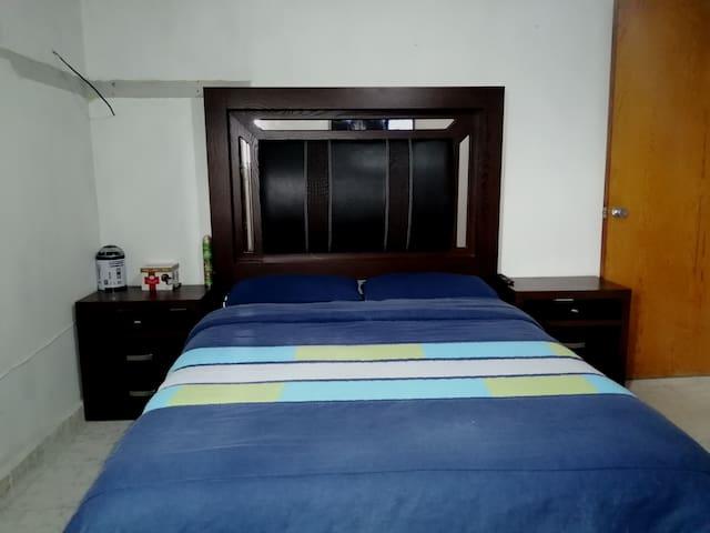 habitacion para 2 personas ( Planta baja )