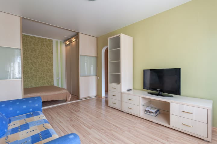 One-bedroom city center apartment - Калининград - Departamento