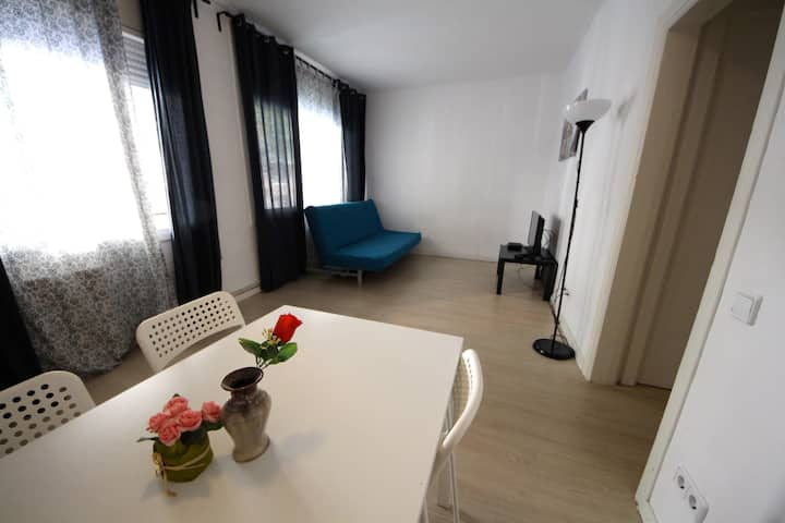 COSY CENTRAL APARTMENT NEAR SANTS TRAIN STATION