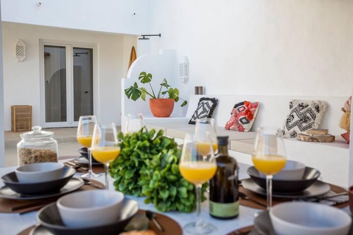 SEA´YA Family Surf Houses - Villa Cresmina