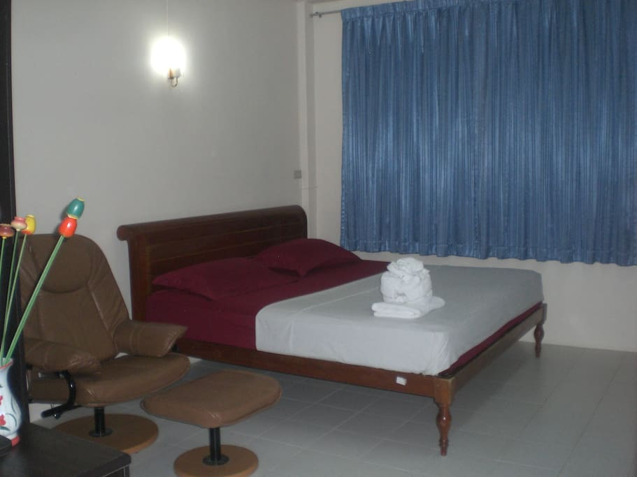 Fully furnished room