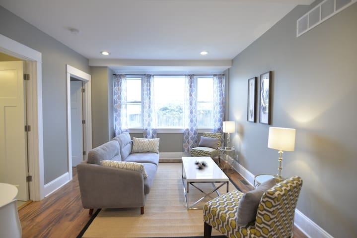 Furnished Rental at Elm Place