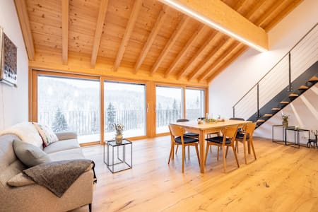 Spacious new 4 bedroom apartment in Flims-Waldhaus (Reitschule 3.8)
