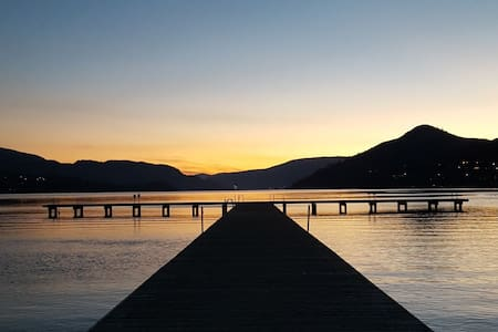 The gateway to your Okanagan dreams!
