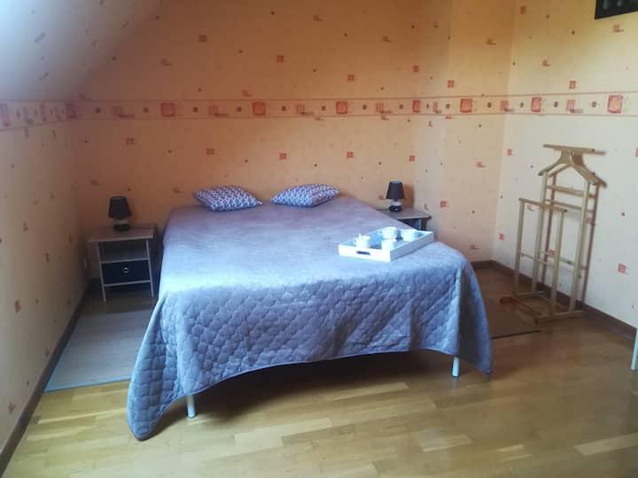 chambre en Touraine