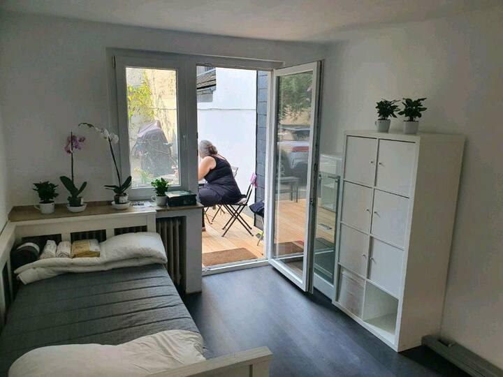 Zentrale Ehrenfelder Appartement