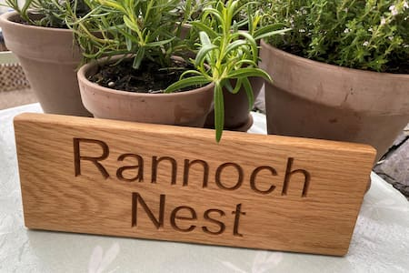 "The ""Kinloch Rannoch Nest"". Victorian Property."