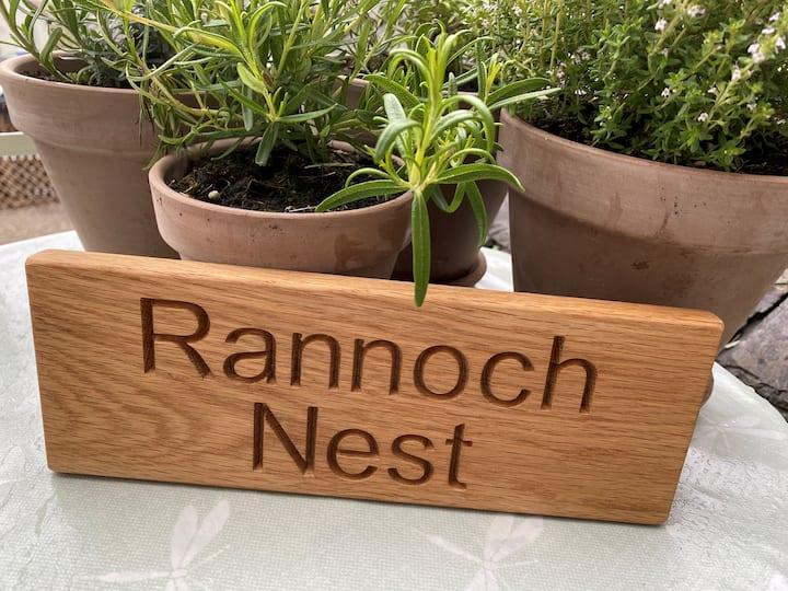 "The ""Kinloch Rannoch Nest"". Victorian Property."