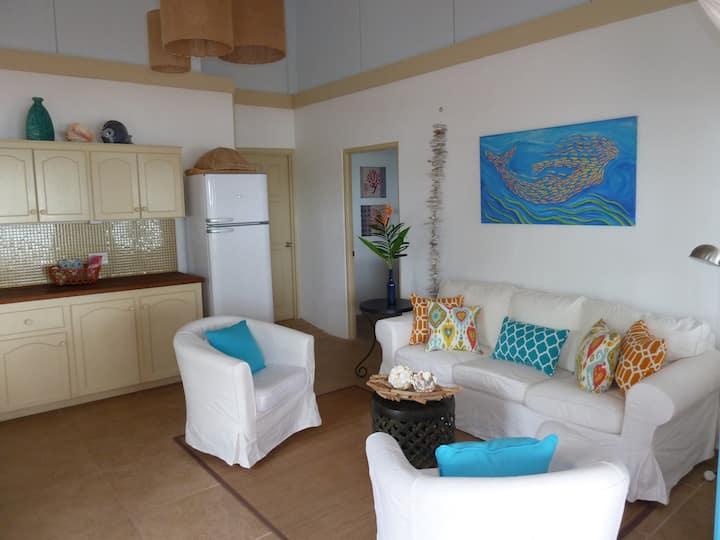 Sugarapple on the Beach: 1 Bedroom Cottage