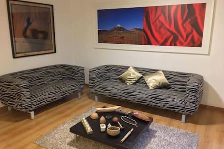 Hermosa habitación doble, gran ambiente. - Saltillo