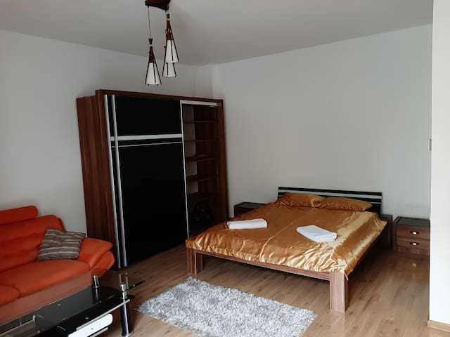 AA Central Park/Cluj Arena Apartment
