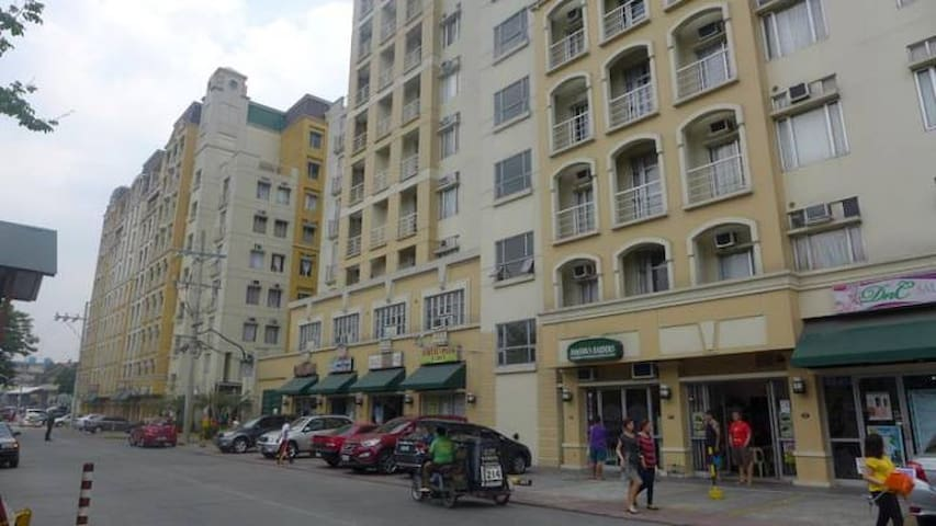 a one bedroom fully furnished condo