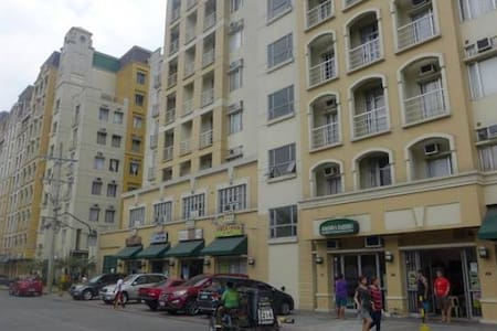 a one bedroom fully furnished condo - Appartement