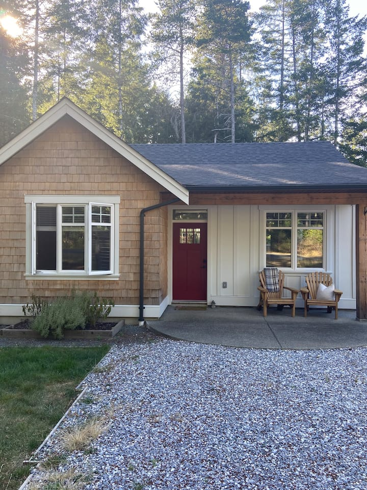 Comox Cottage