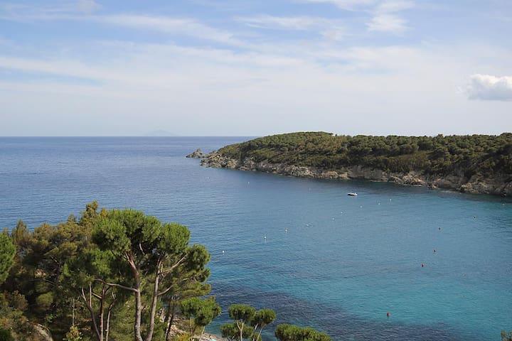 Appartamento a 2 passi dal mare - Fetovaia