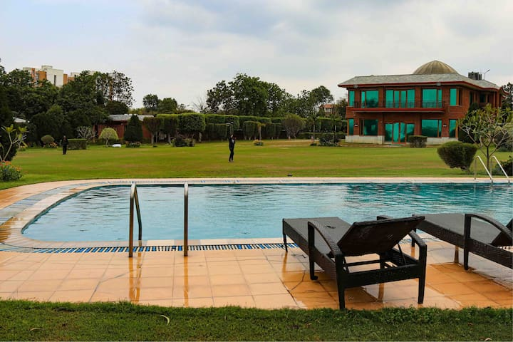 Jain Farms- Home away from Home