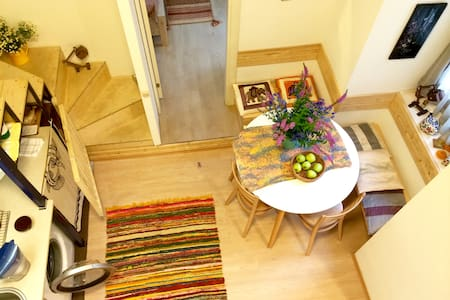 Beautiful loft near Freedom Squire and Old City - Appartamento