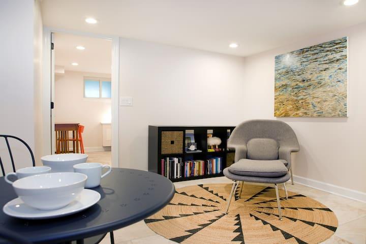 Fresh, friendly Petworth apartment!