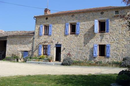 Ancienne ferme proche querçy rouergue - Verfeil