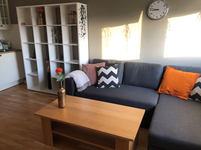 Cozy studio apt with outdoor space