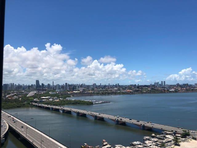 Flat Proximo a Beira Mar de Boa Viagem