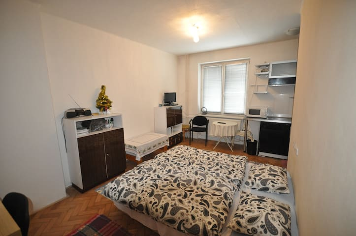 Apartment, studio in city centre