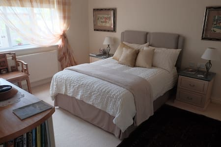 Private en suite room in Lelant, St Ives, Cornwall - Cornwall