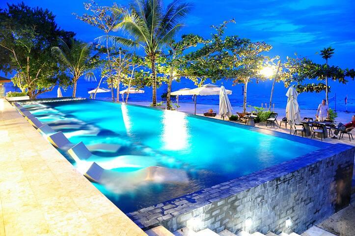 Bohol Luxury Resort*1BR good for 4adults+2kids