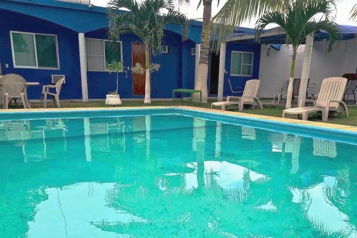 Isla azul hotel en costa esmeralda