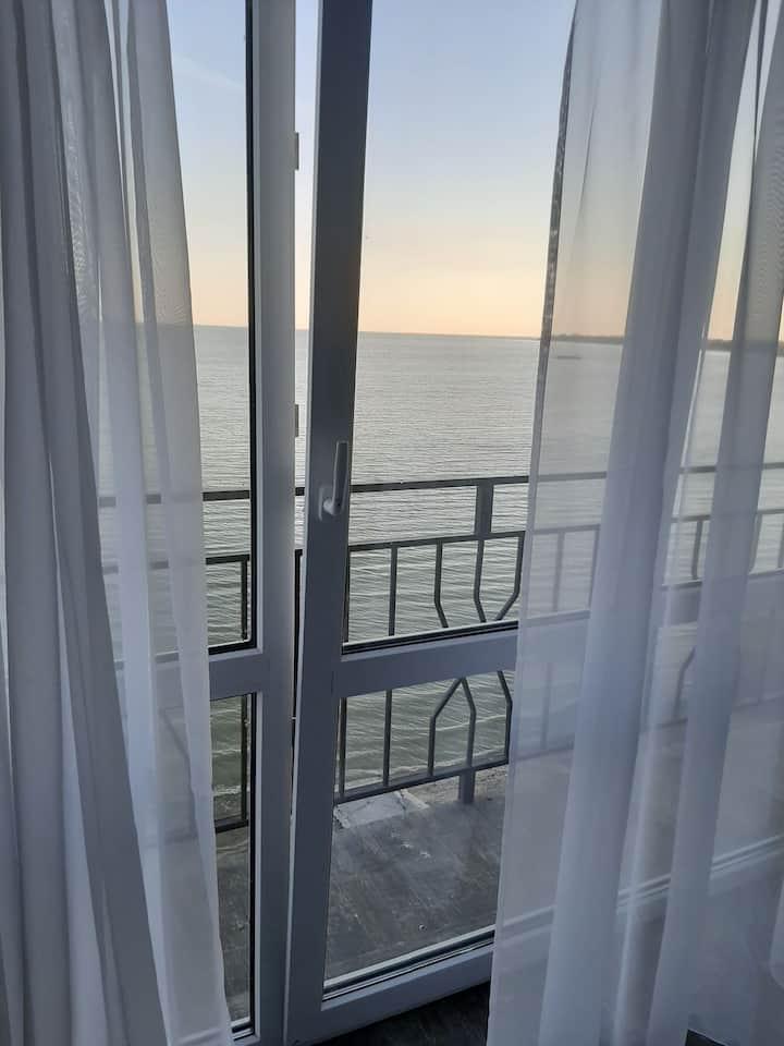 Квартира-студия у моря