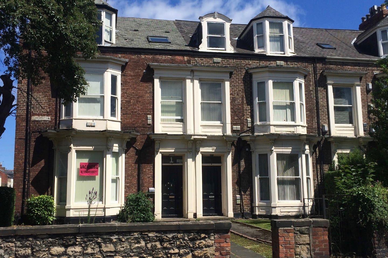 1 & 2 Claremont Terrace (bedsits)