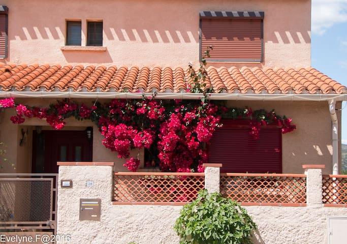 Maison dans le Roussillon - Ille-sur-Têt - ทาวน์เฮาส์