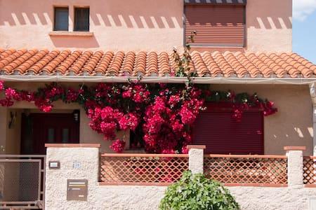 Maison dans le Roussillon - Ille-sur-Têt - タウンハウス