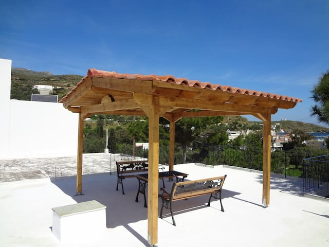 Katerina's  House. - Andros - Hus