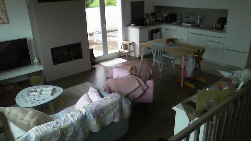 Jolie maison coeur de Bretagne - Plaintel - Casa